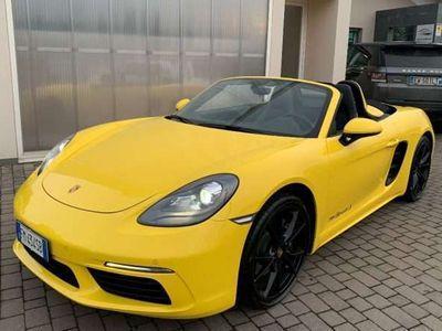usata Porsche Boxster 2.0 UFFICIALE ITALIANA UNICO PROPRIETARIO