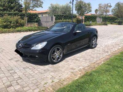 usata Mercedes SLK200 Kompressor cat Sport