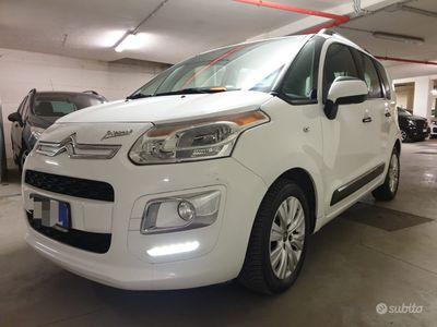 usata Citroën C3 Picasso 1600 hdi Exclusive, ev permuta