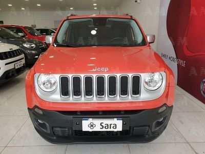 usado Jeep Renegade 2.0 Mjt 140CV 4WD Active Drive Limited AT9