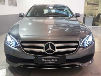 used Mercedes E220 SW d Business Sport auto