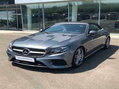 usado Mercedes E220 E 220 d Cabrio Sport AutoCabrio Sport Auto