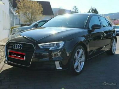 usata Audi A3 Sportback Sport Garanzia Km Illimitati