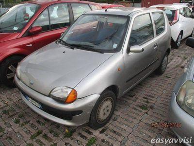 käytetty Fiat Seicento 1.1i cat hobby benzina