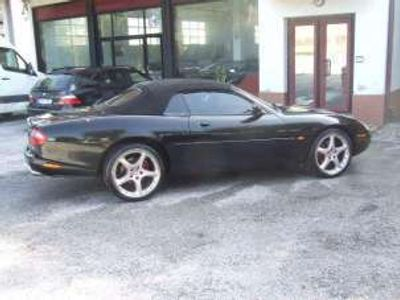 usata Jaguar XKR Cabrio Benzina