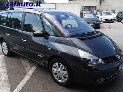 used Renault Espace INITIALE 7 POSTI CV181- Cambio mal funzionante rif. 9692446
