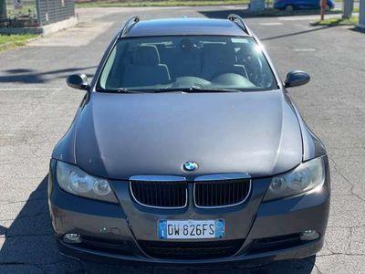 usata BMW 320 Serie 3 (E90/E91) cat Touring Eletta *Tetto*