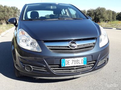 gebraucht Opel Corsa 1.3 MTJ 5 porte 2007