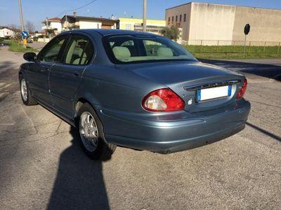 usata Jaguar X-type 2.0D 131 CV BERLINA