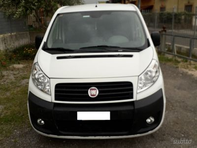 brugt Fiat Scudo Van 2.0 diesel sinistrato autocarro