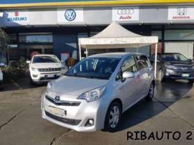usata Toyota Verso-S 1.3 active con NAVI Benzina