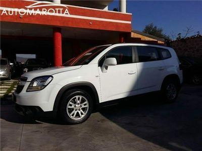 usata Chevrolet Orlando 2.0 Diesel 130CV LT 7 POSTI KM CERIFICATI Limatola