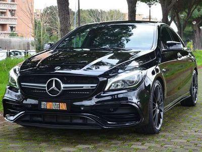 usata Mercedes CLA45 AMG 4MATIC *UNIPRO* 381CV - 2017