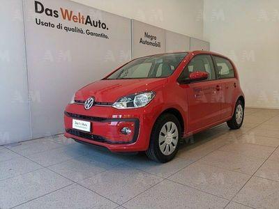 usata VW up! up! 5p. moveBlueMotion Technology nuova a Treviso