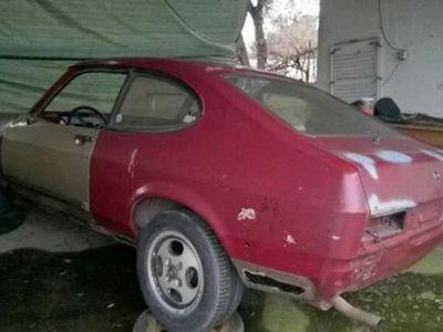used Ford Capri 1.6s