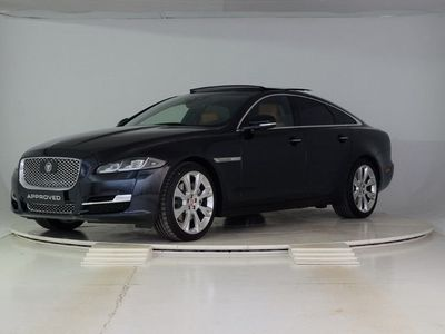 usata Jaguar XJ (X351) 3.0D V6 300 CV Portfolio