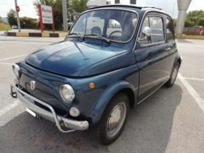usata Fiat Cinquecento l benzina