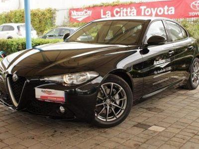 gebraucht Alfa Romeo Giulia 2.2 Turbodiesel 136 CV AT8 Business rif. 9496939