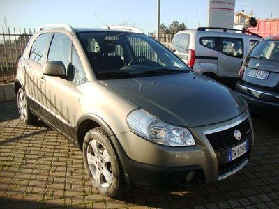 used Fiat Sedici 1.9 MJT 4x2 Emotion rif. 10811001