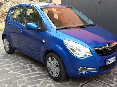 usado Opel Agila 1.2 16V 94 CV ELECTIVE 2013 € 4300 - BAREGGIO (MI)