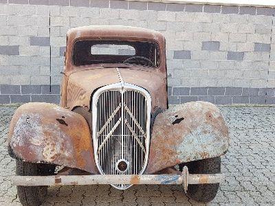 brugt Citroën Traction Avant BL da restauro