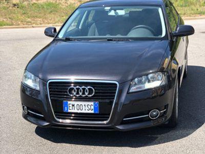 begagnad Audi A3 1,6 Diesel anno 2012