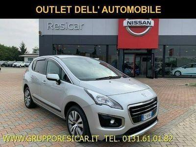 usata Peugeot 3008 1.6 HDi 115CV Active OCCASIONE GARANTITA