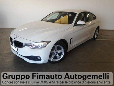 usado BMW 430 Gran Coupé d Advantage Aut. Garanzia 48 mesi