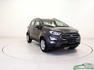 used Ford Ecosport 1.0 ecoboost 100 cv plus