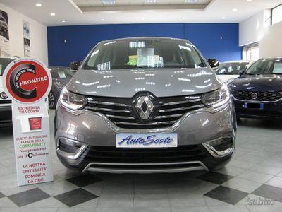 usata Renault Espace Zen- 2016