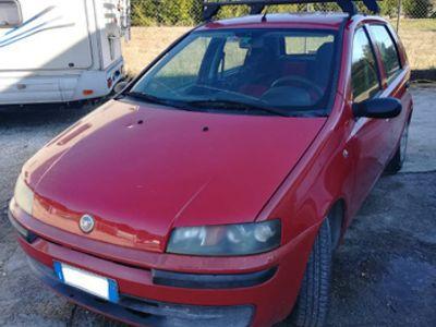 usata Fiat Punto Punto 1.2i 16V cat 5 porte ELX