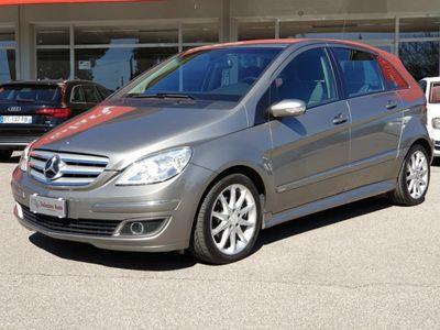 gebraucht Mercedes B180 CDI Sport/Automatico/Euro 4FAP