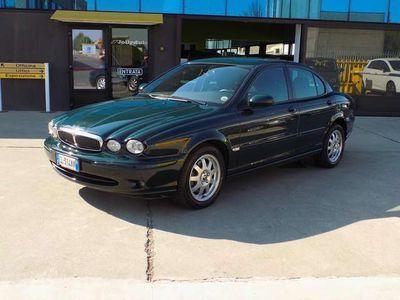 usata Jaguar X-type 2.0D cat Classic UNICO PROPRIETARIO SOLO 72000 KM
