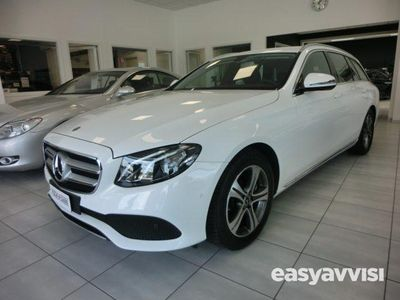 used Mercedes E220 s.w. 4matic auto sport ufficiale mercedes diesel