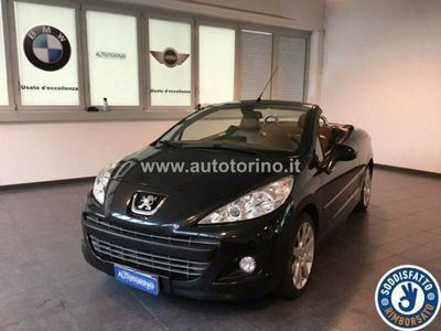 usata Peugeot 207 CC 207 CC 1.6 16v Feline auto FL