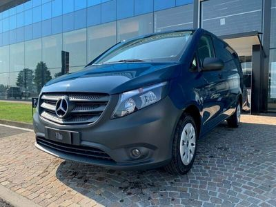 usata Mercedes Vito 1.7 114 CDI PC-SL Furgone Long