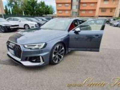 usata Audi RS4 2.9TFSI Q.TIP.DYNAMIC PACKRS B&O CAM SCARICHI FULL Benzina