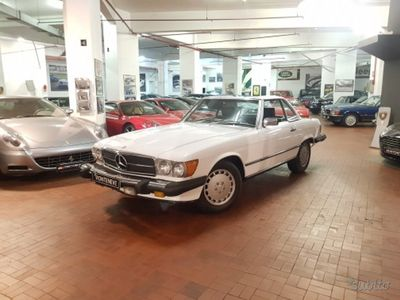 usado Mercedes 560 SLROADSTER- PROVENIENZA US