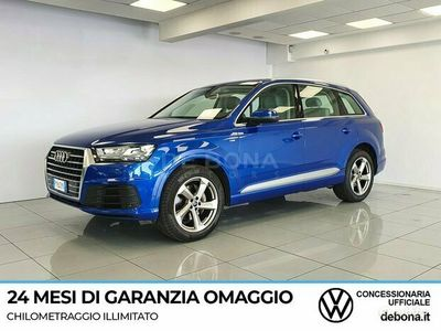 usata Audi Q7 3.0 tdi business plus quattro tiptronic