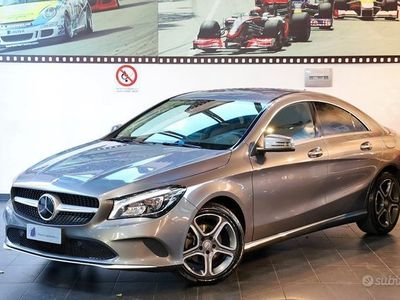 usata Mercedes CLA220 d 4Matic Automatic Business