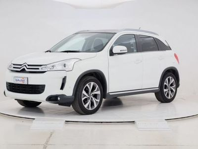 usata Citroën C4 Aircross 1.6 HDi 115 Stop&Start 4WD Exclusive
