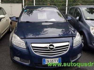 brugt Opel Insignia 2.0 CDTI 160CV Sports Tourer aut. Cosmo