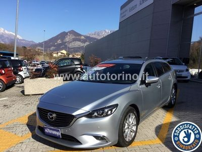 usado Mazda 6 6wagon 2.2 Essence 150cv 6mt my15