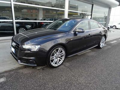 used Audi A5 SPB 3.0 V6 TDI 218 CV quattro S tronic S line edition