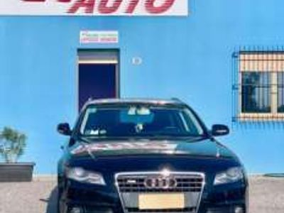 usata Audi A4 Avant Station Wagon Diesel