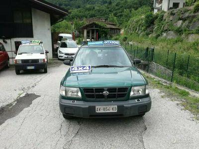 usata Subaru Forester 2.0 4x4