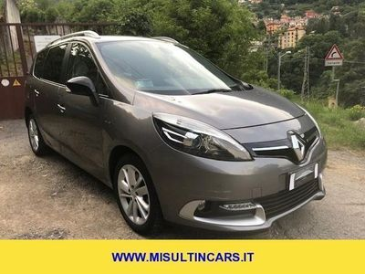 used Renault Scénic Scénic 1.5 dCi 110CV EDC Limited1.5 dCi 110CV EDC Limited