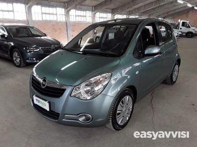 usado Opel Agila 1.2 16v 94cv benzina