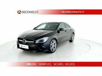 usata Mercedes CLA220 Classe CLA (C/X117)CDI Automatic Sport
