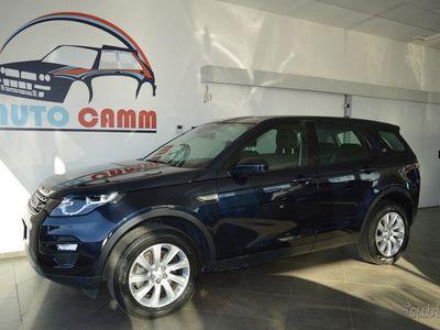 brugt Land Rover Discovery Sport 2.0 TD4 150 CV 4x4 SE Automatica NAVI